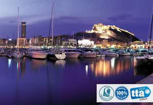 £330 for 4 Nights in Alicante with Return Flights - Low Deposit Required