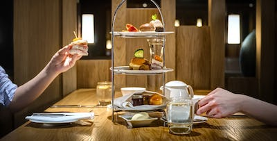 £16.95 for Afternoon Tea for 2
