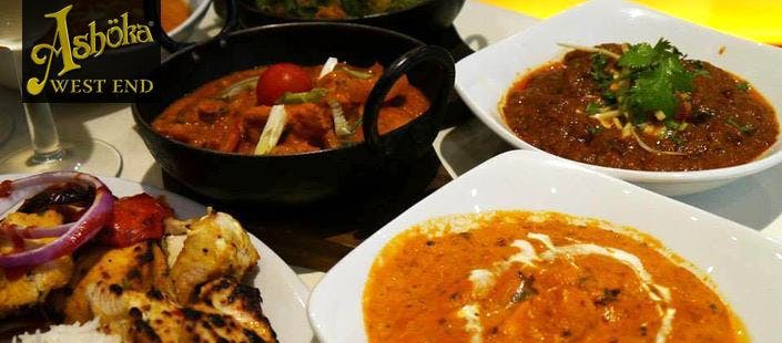 £15 for a 2 Course Indian Meal for 2 People