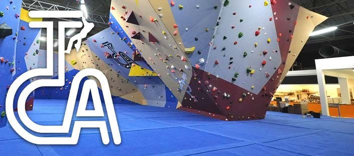 £12 for 3 Indoor Rock Climbing Sessions