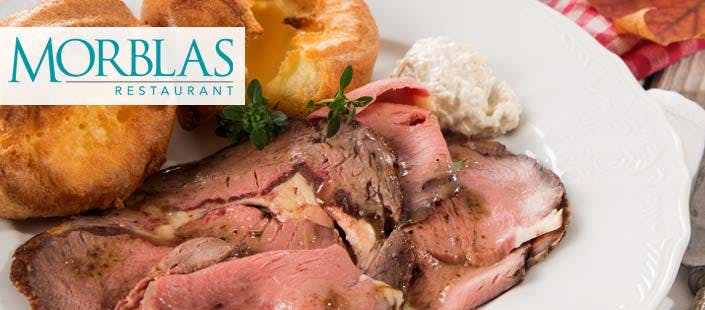 £14.50 Father's Day Carvery