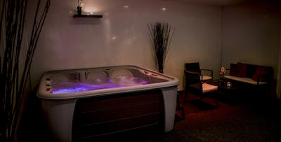 £39 for an Relax & Revive Spa Package with Hot Tub Session + Treatments