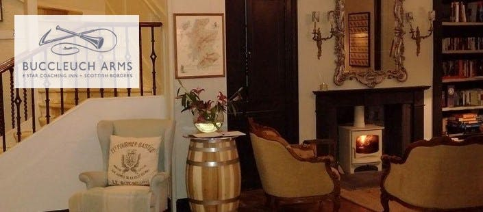 £79 for an Overnight B&B Stay + Bottle of Wine on Arrival for 2