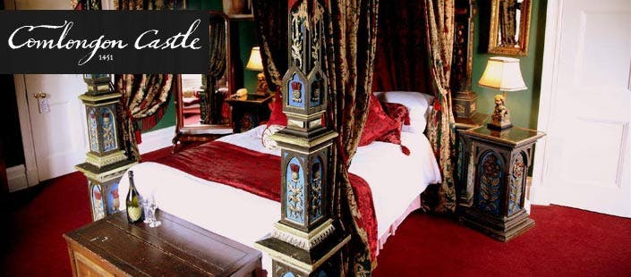 £99 for an Overnight B&B Getaway + Prosecco & Chocolates for 2