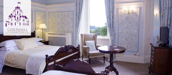 £69 for an Overnight B&B Stay + Bottle of Wine on Arrival for 2