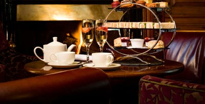 £29 for Prosecco Afternoon Tea + Use of Leisure Facilities for 2