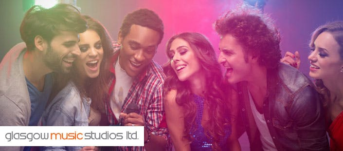 £29 for a Recording Party for up to 8