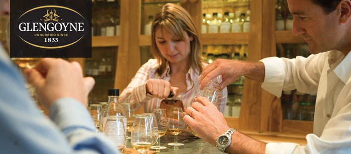 £22 for a Whisky + Chocolate Tour for 2