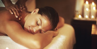 £15 for a Winter Warmer Massage