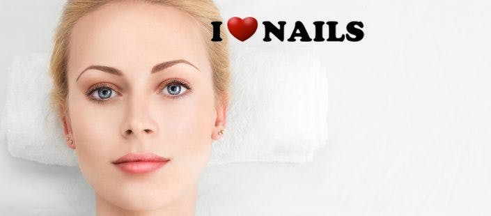 £14 for a Brow, Lash + Nails Package