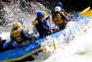 White Water Rafting Experience in Perthshire, from £30