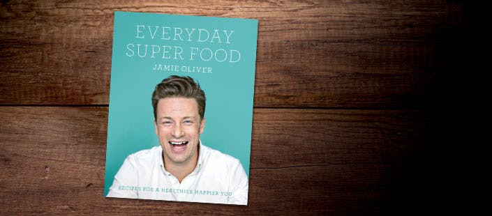 £27.99 for One-Year Subscription to Jamie Magazine + Copy of Jamie Oliver's New Cookbook
