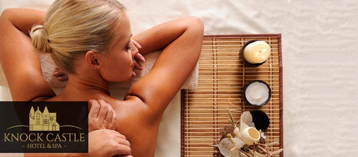 £149 for an Overnight Getaway with Spa Treatments + Wine for 2