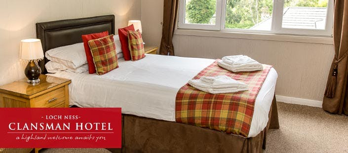 £79 for an Overnight Getaway + Dinner for 2