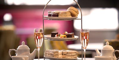 £19 for a Chandon Afternoon Tea for 2