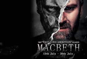 £12 for a Ticket for Macbeth at Bard In The Botanics