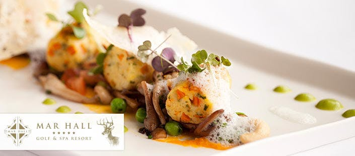 £24 for a 2 Course Dinner for 2 in Cristal Restaurant
