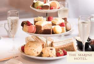 £19 for Afternoon Tea + Glass of Prosecco for 2