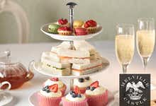 £19 for Afternoon Tea + Fizz for 2