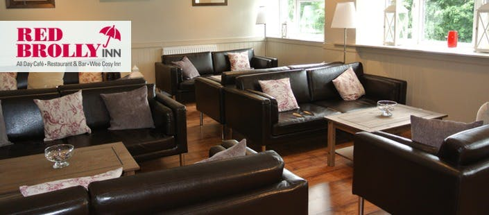 £49 for an Overnight B&B Stay + Glass of Wine for 2