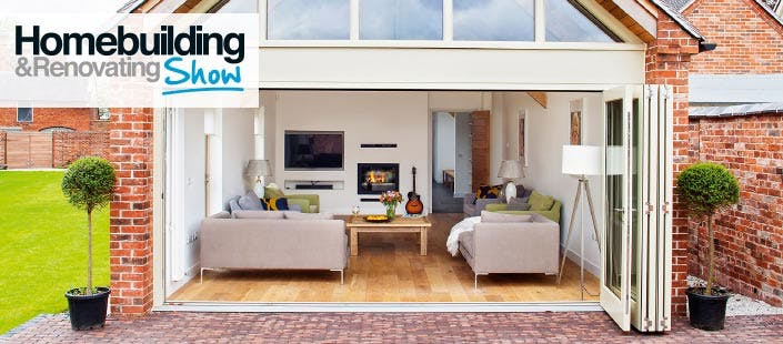 £7 for 2 Tickets to The Scottish Homebuilding & Renovating Show