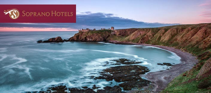 £59 for an Overnight Getaway + Dinner for 2
