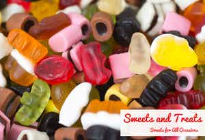 £12 for a Retro Favourites Sweets Selection