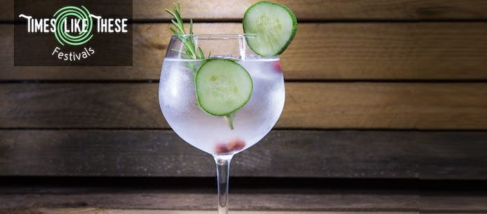 £29 for Entry for 1 to Times Like These Gin Festival in Glasgow on Sunday 3rd July