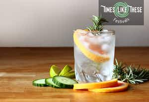 £24 for Entry for 1 to Times Like These Gin Festival in Glasgow on Sunday 7th August