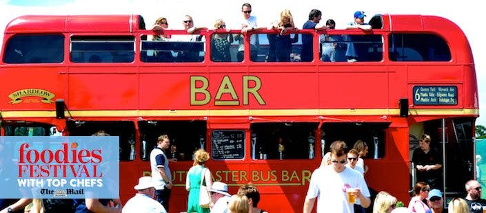 Foodies Festival Tickets + Show Guides, from £10.50