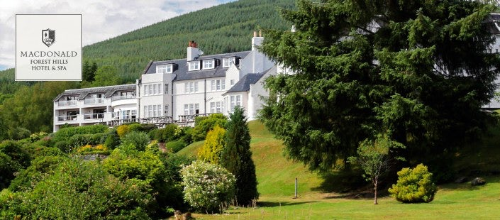 Overnight B&B Stay for 2 - 5pm.co.uk