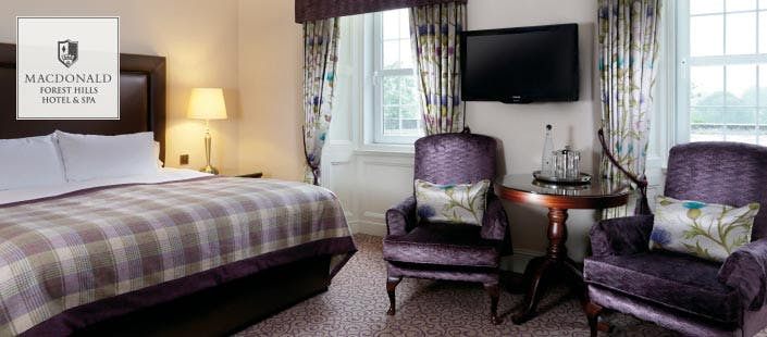 £149 for a 2 Night B&B Stay + 3 Course Dinner on 1st Night for 2