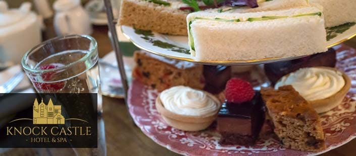 £99 for an Overnight Stay, Afternoon Tea + Treatments for 2