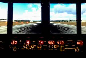 £39 for a 30 Minute Flight Simulation for 1