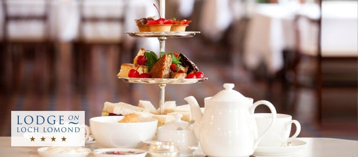 £19 for a Sparkling Afternoon Tea for 2