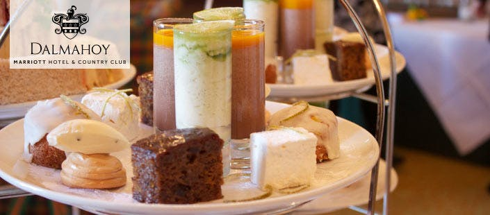 £25 for Afternoon Tea + Leisure Club Day Pass for 2