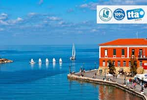 £499 for 7 Nights in Chania with Return Flights - Low Deposit Required