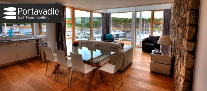 2 Night Stay in 5* Luxury Apartments, from £299