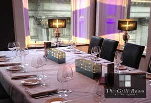 £199 for Private Dining Experience with Champagne for 8