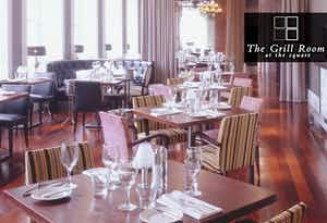 £12.95 for a 2 Course Lunch + Wine for 1