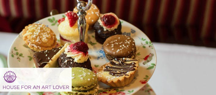 £19 for Afternoon Tea with Prosecco for 2
