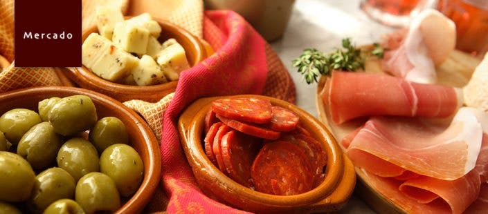 £19 for a Sharing Platter + Glass of Wine or Sangria for 2