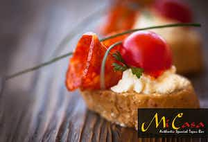 £24 for Tapas + Prosecco for 2