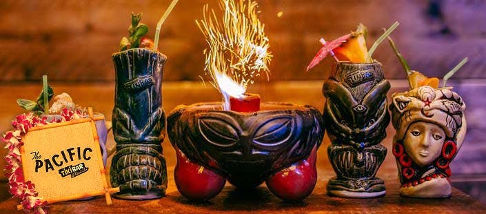 £16 for Tiki Lunch & Speciality Sharing Mocktail for 2