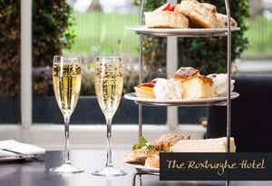£29 for Afternoon Tea + Glass of Prosecco for 2