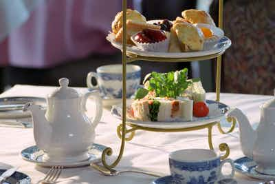 £19 for an Afternoon Tea for 2