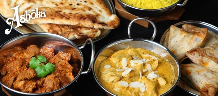 Takeaway indian meal for 2 for Ashoka indian cuisine menu