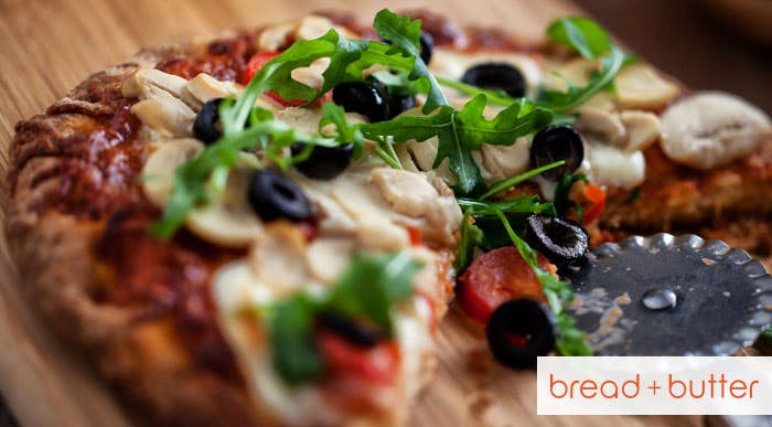 £18 for Pizza & Chips + 2 Cocktails or Beers Each for 2