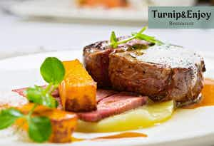 £32.50 for Chateaubriand Fillet Steak Board for 2