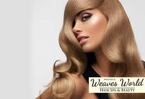 £18 for a Cut & Re-Style + Deep Conditioning Treatment & Indian Head Massage